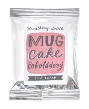 BLP Hrníčkový dortík MUG CAKE čokoládový 60g bez lepku